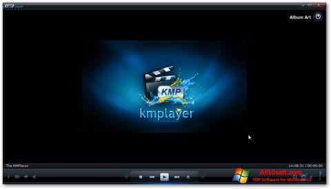 Képernyőkép KMPlayer Windows 10