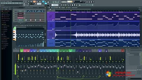 Képernyőkép FL Studio Windows 10