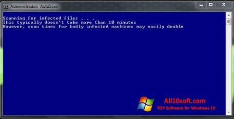 Képernyőkép ComboFix Windows 10