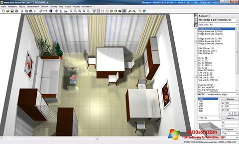 Képernyőkép KitchenDraw Windows 10