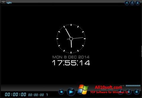 Képernyőkép Daum PotPlayer Windows 10