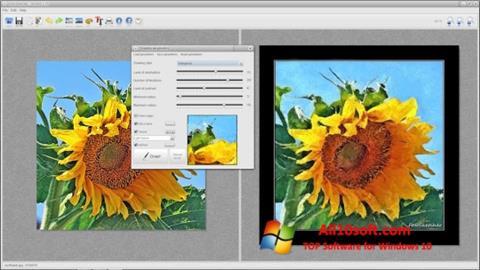 Képernyőkép FotoSketcher Windows 10