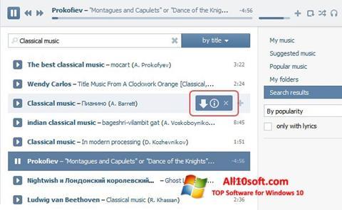 Képernyőkép SaveFrom.net Windows 10