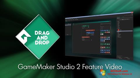Képernyőkép Game Maker Windows 10