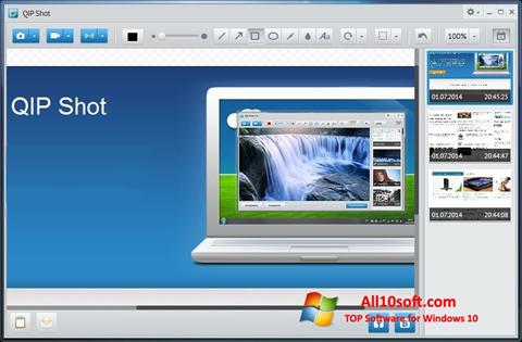 Képernyőkép QIP Windows 10