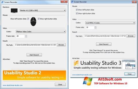 Képernyőkép Rylstim Screen Recorder Windows 10