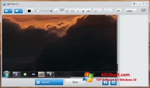 Képernyőkép QIP Shot Windows 10