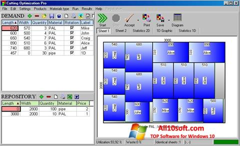 Képernyőkép Cutting Windows 10