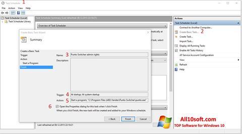 Képernyőkép Punto Switcher Windows 10