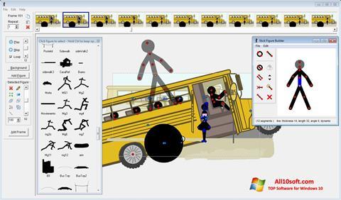 Képernyőkép Pivot Animator Windows 10