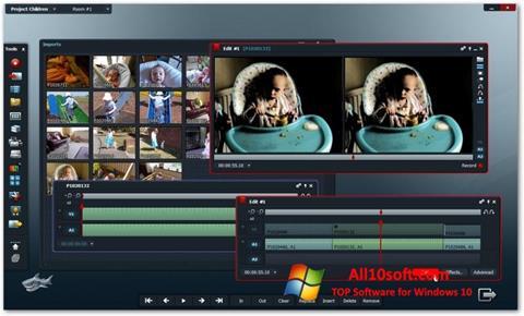 Képernyőkép Lightworks Windows 10