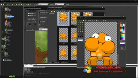 Képernyőkép GameMaker: Studio Windows 10