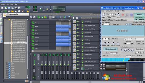 Képernyőkép Linux MultiMedia Studio Windows 10