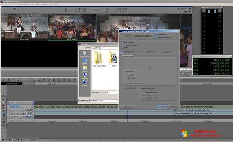 Képernyőkép Avid Media Composer Windows 10