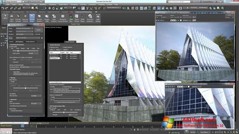 Képernyőkép 3ds Max Windows 10