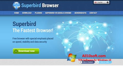 Képernyőkép Superbird Windows 10