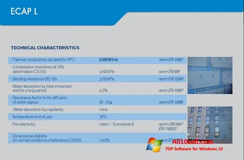 Képernyőkép ECap Windows 10