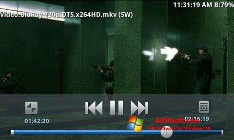 Képernyőkép BSPlayer Windows 10