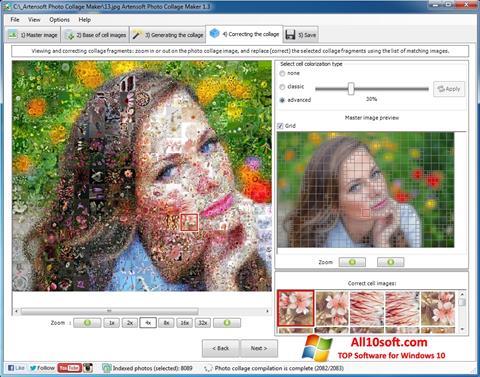 Képernyőkép Photo Collage Windows 10