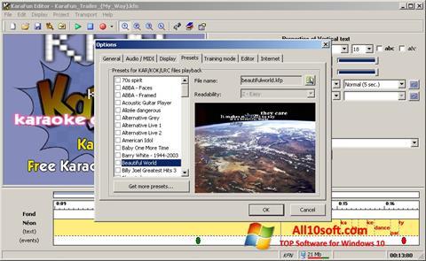 Képernyőkép KaraFun Windows 10