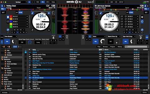 Képernyőkép Serato DJ Windows 10