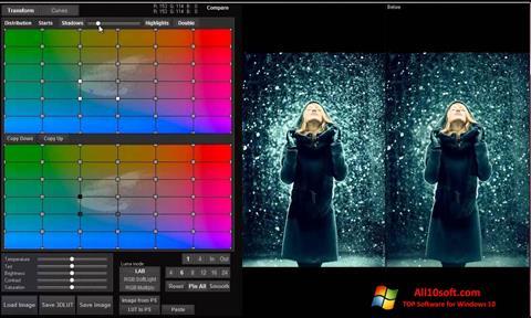 Képernyőkép 3D LUT Creator Windows 10