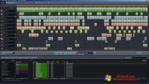 Képernyőkép MAGIX Music Maker Windows 10