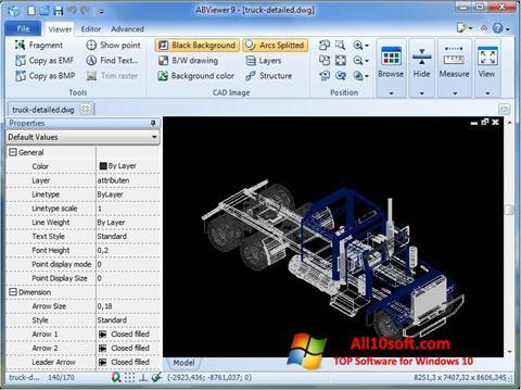 Képernyőkép ABViewer Windows 10