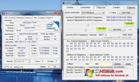 Képernyőkép SetFSB Windows 10
