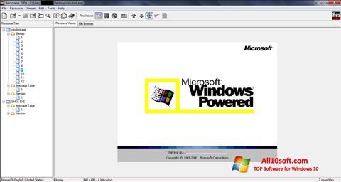 Képernyőkép Restorator Windows 10