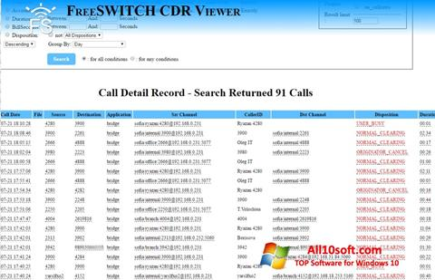 Képernyőkép CDR Viewer Windows 10
