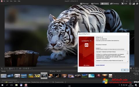 Képernyőkép ACDSee Pro Windows 10