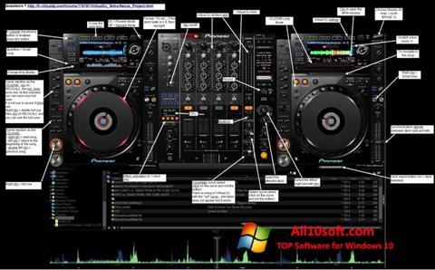 Képernyőkép Virtual DJ Windows 10